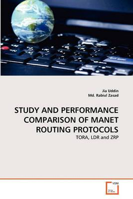 Study and Performance Comparison of Manet Routing Protocols