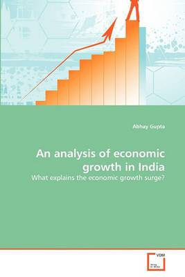 An Analysis of Economic Growth in India