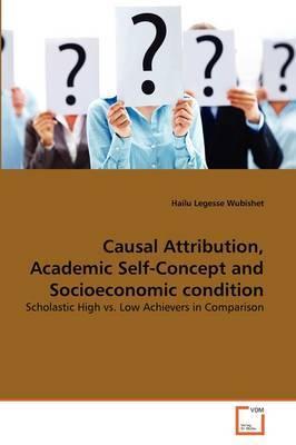 Causal Attribution, Academic Self-Concept and Socioeconomic Condition