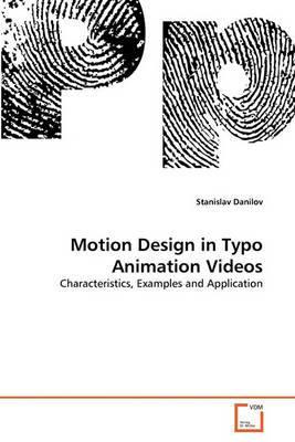 Motion Design in Typo Animation Videos