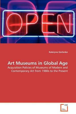 Art Museums in Global Age