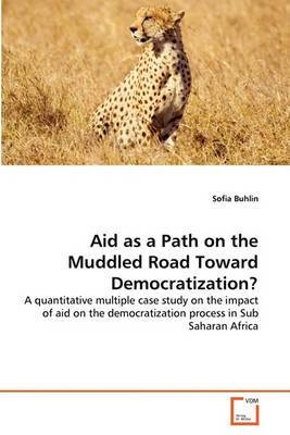 Aid as a Path on the Muddled Road Toward Democratization?