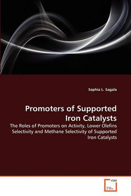 Promoters of Supported Iron Catalysts