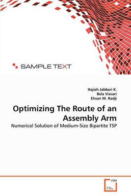 Optimizing the Route of an Assembly Arm