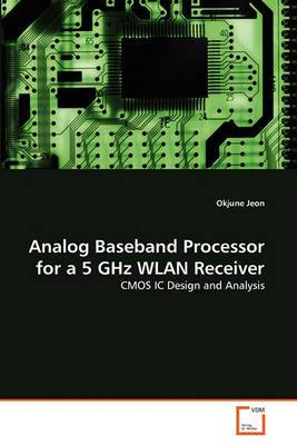 Analog Baseband Processor for a 5 Ghz Wlan Receiver