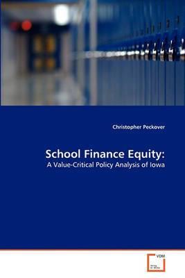 School Finance Equity