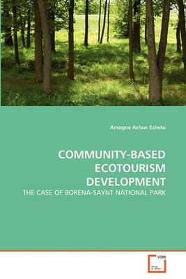 Community-Based Ecotourism Development