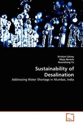 Sustainability of Desalination