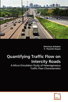 Quantifying Traffic Flow on Intercity Roads