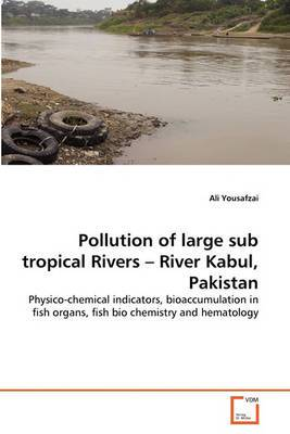Pollution of Large Sub Tropical Rivers - River Kabul, Pakistan
