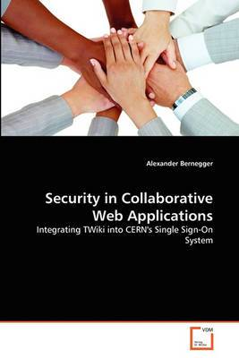Security in Collaborative Web Applications
