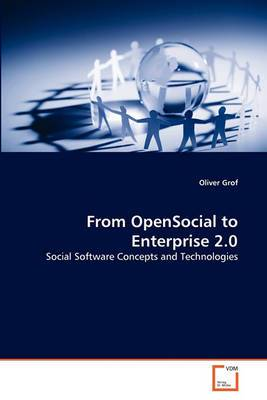 From Opensocial to Enterprise 2.0