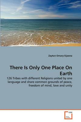 There Is Only One Place on Earth