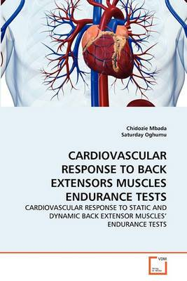 Cardiovascular Response to Back Extensors Muscles Endurance Tests