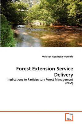Forest Extension Service Delivery