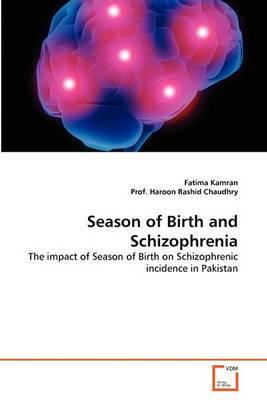 Season of Birth and Schizophrenia