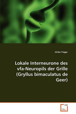 Lokale Interneurone Des Vfa-Neuropils Der Grille (Gryllus Bimaculatus de Geer)