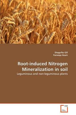 Root-Induced Nitrogen Mineralization in Soil