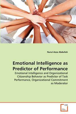 Emotional Intelligence as Predictor of Performance