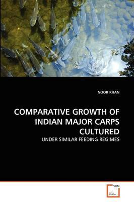 Comparative Growth of Indian Major Carps Cultured