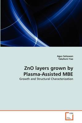 Zno Layers Grown by Plasma-Assisted MBE