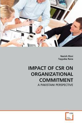 Impact of Csr on Organizational Commitment