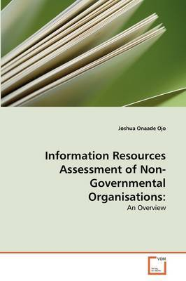 Information Resources Assessment of Non-Governmental Organisations