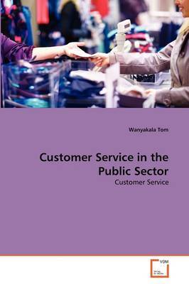Customer Service in the Public Sector