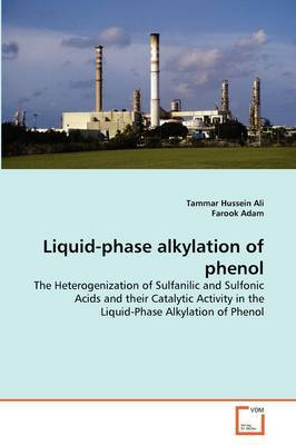 Liquid-Phase Alkylation of Phenol
