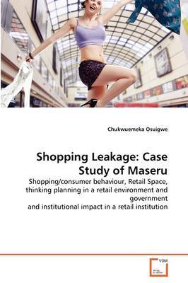 Shopping Leakage: Case Study of Maseru