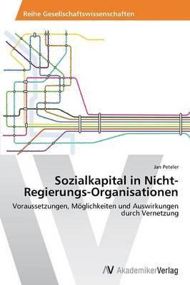 Sozialkapital in Nicht-Regierungs-Organisationen