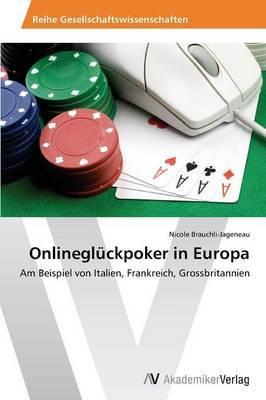 Onlinegluckpoker in Europa