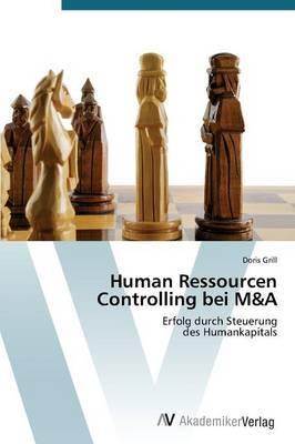 Human Ressourcen Controlling Bei M&A