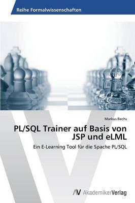 PL/SQL Trainer Auf Basis Von JSP Und Elml