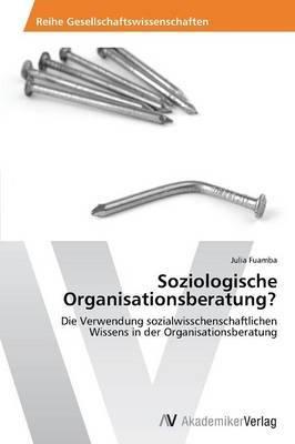 Soziologische Organisationsberatung?