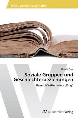 Soziale Gruppen Und Geschlechterbeziehungen