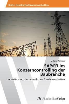 SAP/R3 Im Konzerncontrolling Der Baubranche