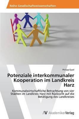 Potenziale Interkommunaler Kooperation Im Landkreis Harz