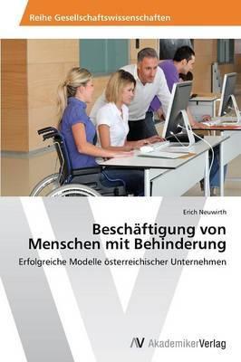 Beschaftigung Von Menschen Mit Behinderung