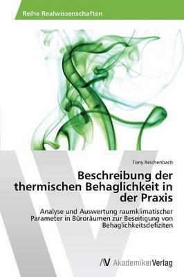 Beschreibung Der Thermischen Behaglichkeit in Der Praxis
