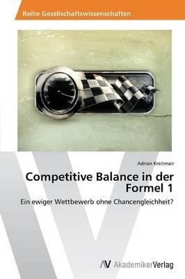 Competitive Balance in Der Formel 1