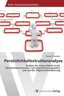 Personlichkeitsstrukturanalyse