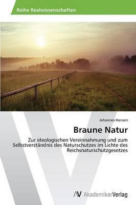 Braune Natur