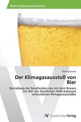 Der Klimagasausstoss Von Bier
