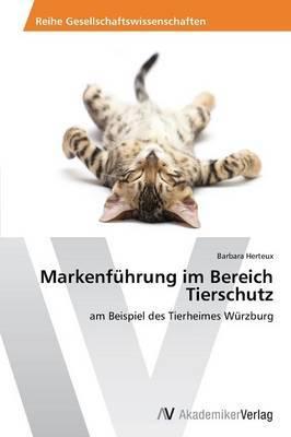 Markenfuhrung Im Bereich Tierschut