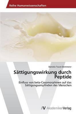 Sattigungswirkung Durch Peptide