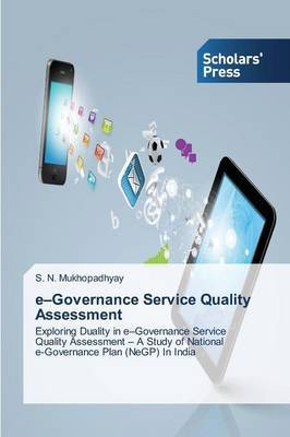 E-Governance Service Quality Assessment