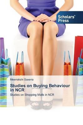 Studies on Buying Behaviour in NCR