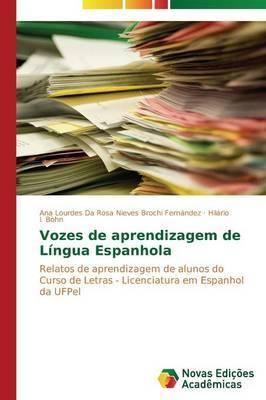 Vozes de Aprendizagem de Lingua Espanhola