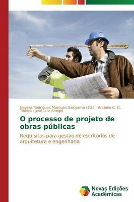 O Processo de Projeto de Obras Publicas